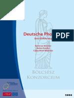 Deutsche Phonetik Buch