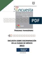 EDIS Personas Transgenero