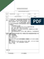 国际雇员引进需求申报表——HSE顾问