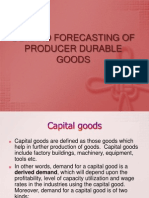 Demand Forecasting L&T Construction