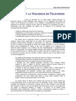 Taller Violencia Tv