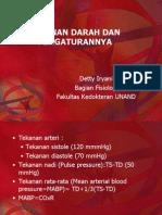 Tekanan Darah Dan Pengaturannya