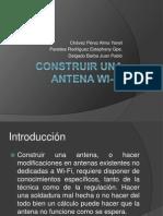 Construir Una Antena Wi-Fi