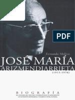 Arizmendiarrieta Padre Jose Maria Mondragon