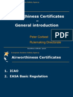 01- Airworthiness Certificates General