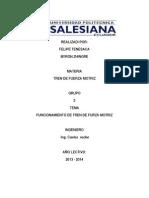 Clasificación  y elementos  de tren de fuerza motriz