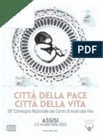 Città della Pace, Città della Vita - Assisi.pdf