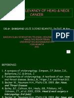 Clinical Relevancy Keganasan Kepala Leher