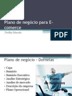Plano de negócio para E-comerce