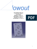 blowout feasibility report