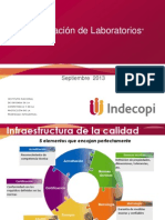Acreditación de Laboratorios - Indecopi