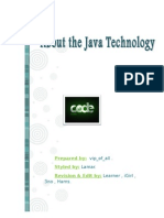 FIRST About the Java Technology
