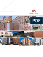 Catalogo Ladrillos Malpesa 2012-2013