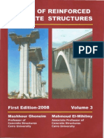 Design of Reinforced Concrete Structure Volume 3