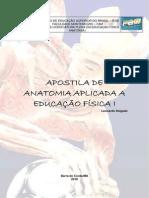 Apostila Anatomia Aplicada a Educacao Fisica Unidade I