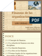 Finanzas Unidad 1