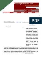 debt restructuring.pdf