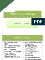 i Direccion de Ventas