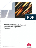 1wcdma Ran14 Radio Net Fea Alg Tr1 Idle Mode