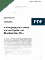 A Bibliography Haynes