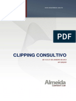 Clipping Consultivo e 21 de Janeiro de 2012