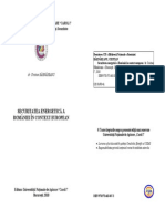 Securitatea Energetica a Romaniei in Context European