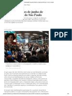 _As manifestações de junho de 2013 na cidade de São Paulo _ Teoria e Debate