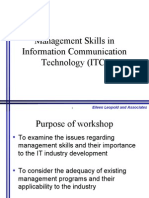 Management Skills Pres, Sa - 6th Mar, V1p0