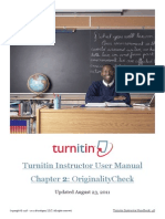 TURNITIN CHEKING REPORT