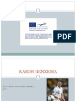 Trabajo Santi Karim Benzema
