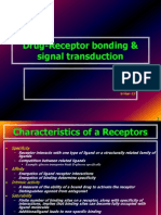 126999554 Drug Receptor Bonding Signal Transduction 05mars2012 10
