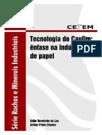 Tecnologia Do Caulim- CETEM