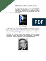 LIVROS - A Vida Antes Da Vida, De Jim B. Tucker