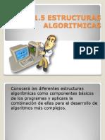 1.5 estructura algoritmica