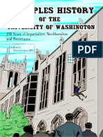 A People's History of the University of Washington - Zine 2013