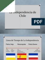 El Proceso de La Independencia de Chile (1)