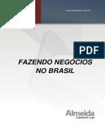 FAZENDO NEGÓCIOS NO BRASIL