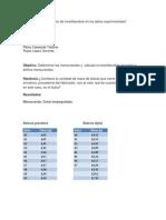 Informe (lab . física #1)