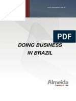 Doing Business in Brazil - A Study for Foreign Investors