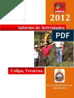 INFORME 2012 SINDICO COLIPA