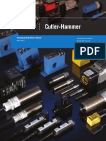 Catalogo General de Sensores Cuttler Hammer