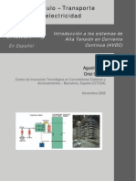 HVDC - Sistemas de Alta Tensión en Corriente Continua