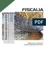 Manual de Aplicación del IETU 2013