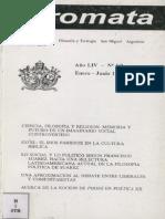 Scannone Lo social y político segun Francisco Suarez