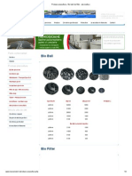 Produse Acvacultura - Bio Ball, Bio Filter - Piscicultura