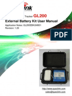 GL200 External Battery Kit User Manual V1.20