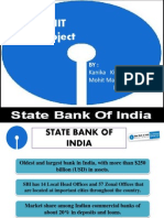SBI Networks in IT