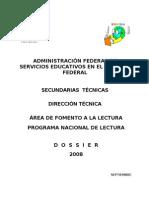 Anexos Dossier 2008