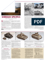 Sherman Specifics
