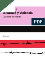 Amartya Kumar Sen, Identidad y violencia (fragmento)